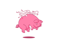 Floating Porker