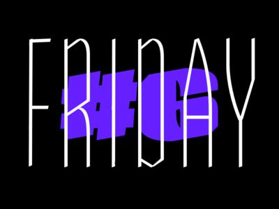Sixth Friday