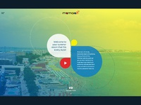 Mamaia webdesign big