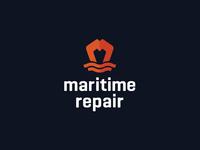 Maritime Repair Logo