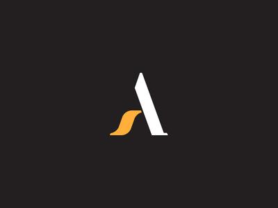 New Personal Identity branding letter monogram identity logo