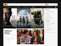IMDb - Redesign Concept