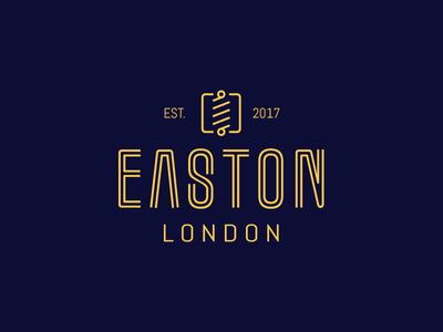 Easton London - Branding Project