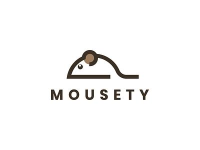 Mouse logo modern company logo motion graphics logo mark symbol icon simple initiallogo animal mouse ui illustration grid graphic design design company brand logo branding animation logo