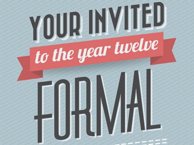 Formal invitation design by patrick mann dribbble a draft design of a formal invitation im working on stopboris Image collections