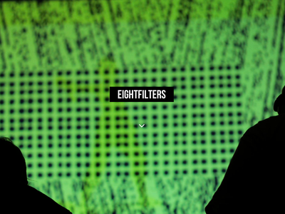 Eightfilters microsite