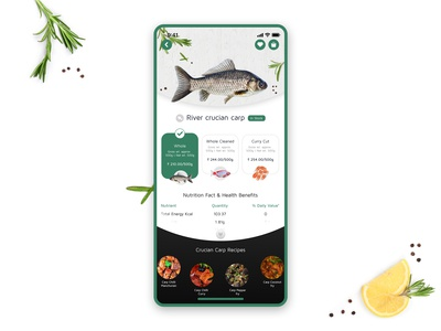Online Fish Store
