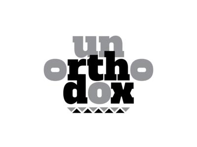 Unorthodox Branding