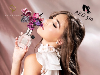 Coperfume   Victor & Rolf Flowerbomb victor  rolf flower scent flower scent design sale offer uae عطر عطور graphic design امارات fragrances perfume