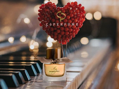 Coperfume   My Burberry For Her online shop shop online fast delivery womens perfume perfume for her my burberry burberry offer sale coperfume perfumes u.a.e عطر perfume عطور graphic design fragrances امارات