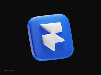 Clayio - set of 3D icons | #8 Framer motion graphics iconset iconography 3d animation 3d icon 3d icon set icons icon design ios branding logo ui illustration app animation