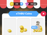 Etabu coins