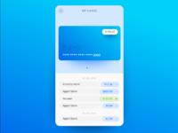 Bank app mycard2