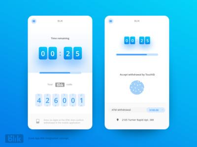 Bank App - Blik integration