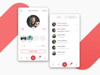 Social Ranking App