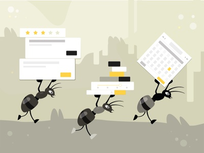 Ant design illustration user interface buttons components react framework it illustrator ant ux vector design flat illustration graphic design ui