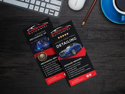 Prestige Autowerks DL Flyer