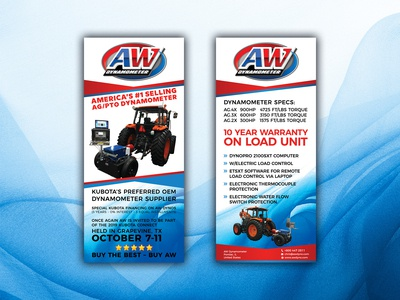 AW Dynamometer DL Flyer