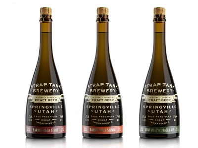 Strap Tank Brewery Seasonals