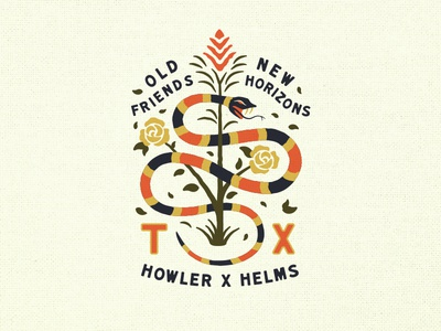 Howler X Helms Collab