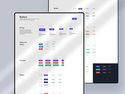 Salto | Design System | Button Component interface design systems button buttons modules saas enterprise ux b2b user experience product design button states button ui styleguide component design component library button design button component component design system