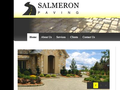 Salmeron Paving Update