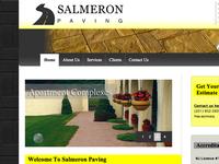 Salmeron Paving Live