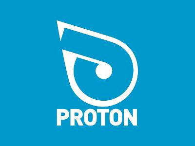 Proton Logo usa corp plant water logo