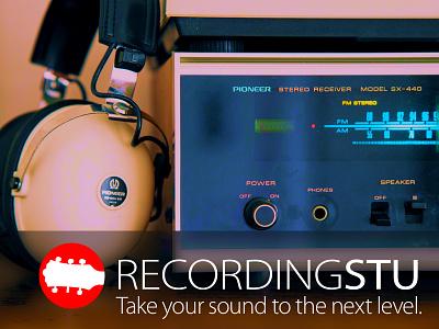 Recordingstu Earphones