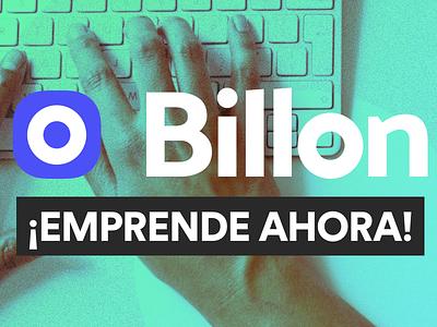 Billon entrepreneurship red net startups