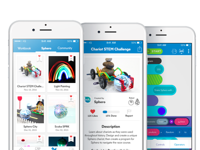 Sphero EDU App