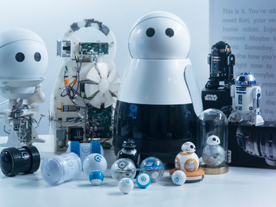 Our Robot Collection