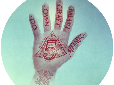 The 5 Fingers - Our Values
