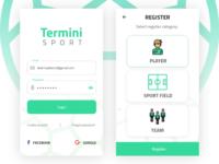 Termini Sport App