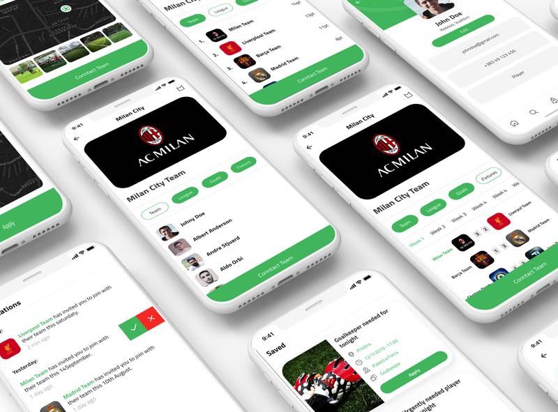 Termini App ios mobile user interface dribbble user experience design ux clean ui
