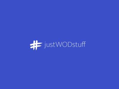 #justWODstuff