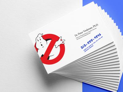 Dream Cards #1 // Venkman