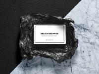 Dream Cards #2 //  Erlich Bachman