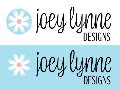 JoeyLynne Designs logos logo design graphic designer joeylynne designs