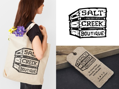 Salt Creek Logo Concept