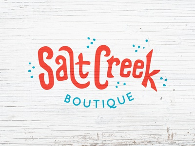 Salt Creek Boutique - Secondary Version