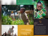 Water4 Impact Report