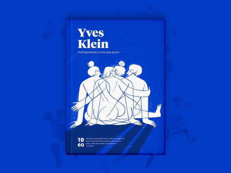Anthropometries ui  ux ui typogaphy bookcover branding illustration