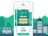 Responsive mobile pricing