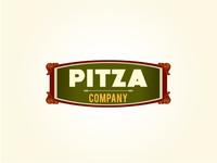 Pitza Company Branding