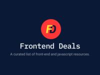 Frontend Deals