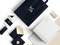 Savin Paris branding
