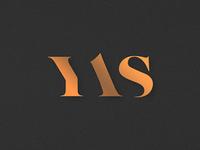 YAS logo design