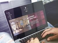 Redstone VR website