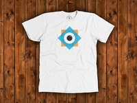 """Look Forward"" t-shirt for Cotton Bureau"